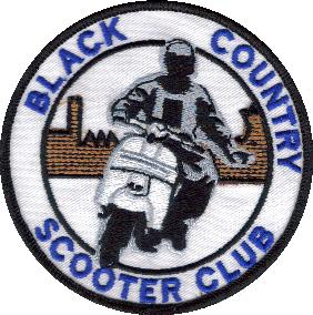 Black Country Scooter Club